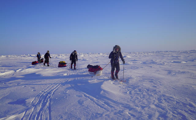 North Pole - Cancer Fundraising challenge image 1