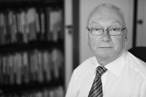 Our People - John Standring